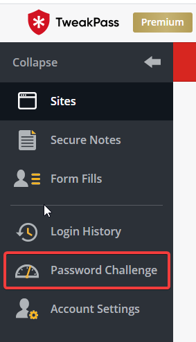 save password chalange with password manager