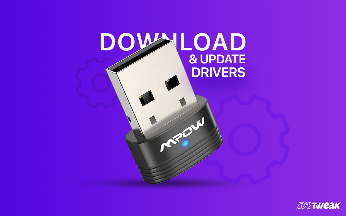How-To-Download-&-Update-MPOW-Bluetooth-Driver