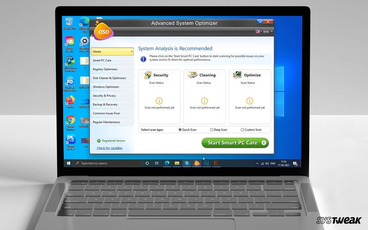 Systweak-Blog---How-to-Install-your-Free-personal-PC-Cleaner