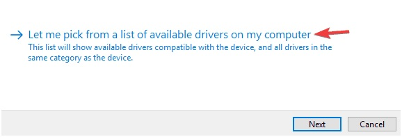 drivers on computer