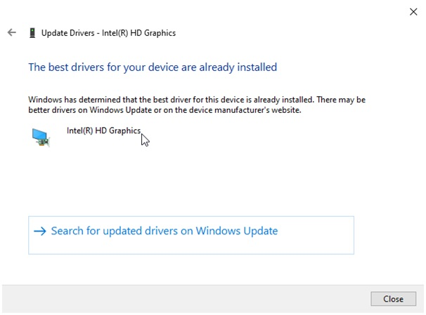 best driver for device