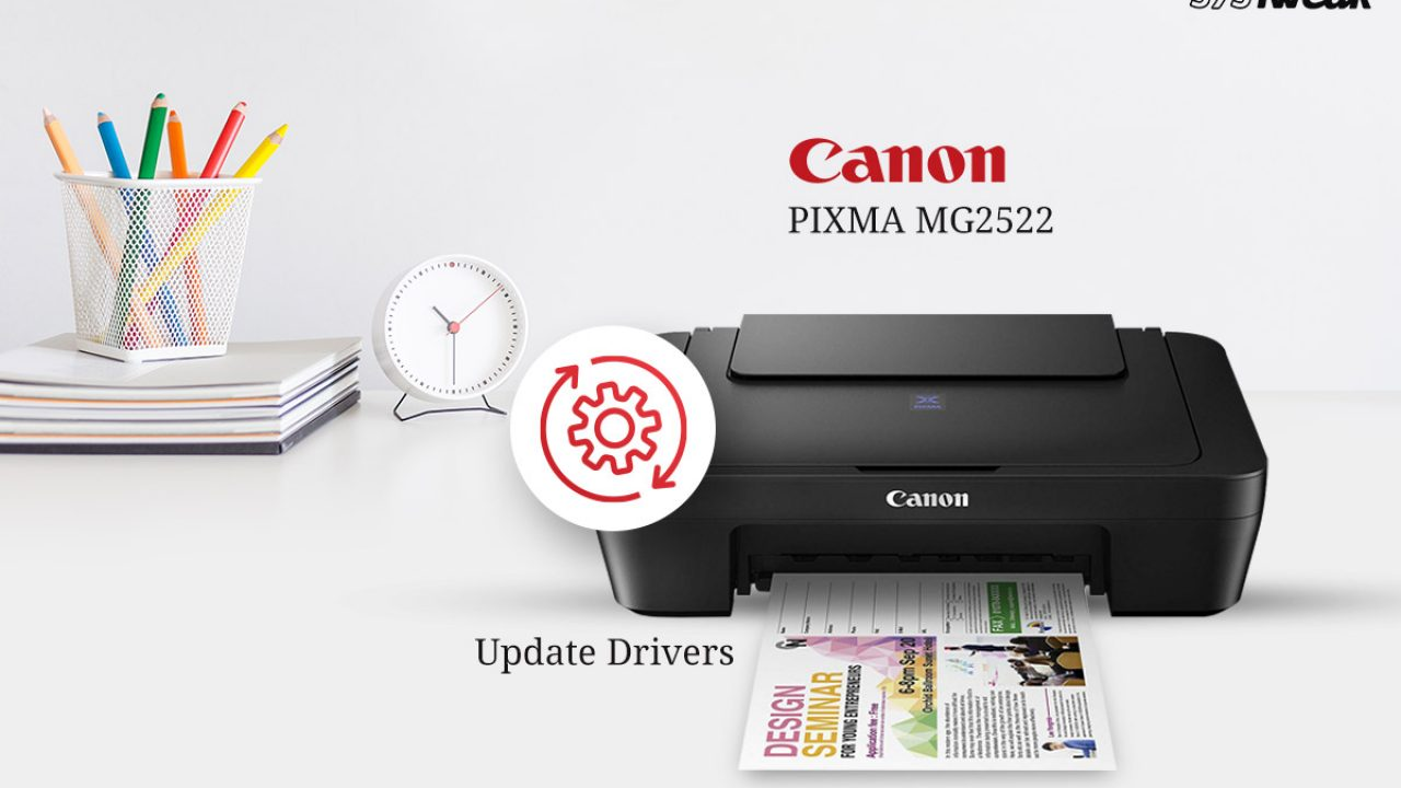 How to Download & Update Canon PIXMA MG20 Driver