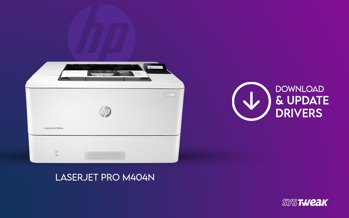 How-to-Download-&-Update-HP-LaserJet-Pro-M404n-Driver